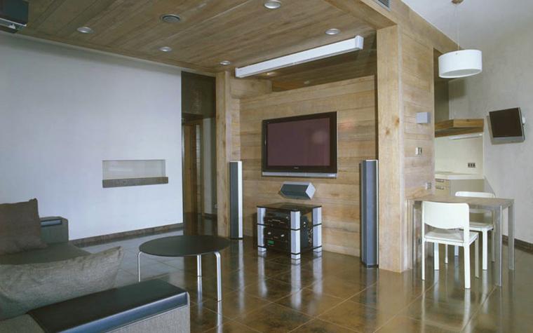 Квартира. гостиная из проекта , фото №4843
