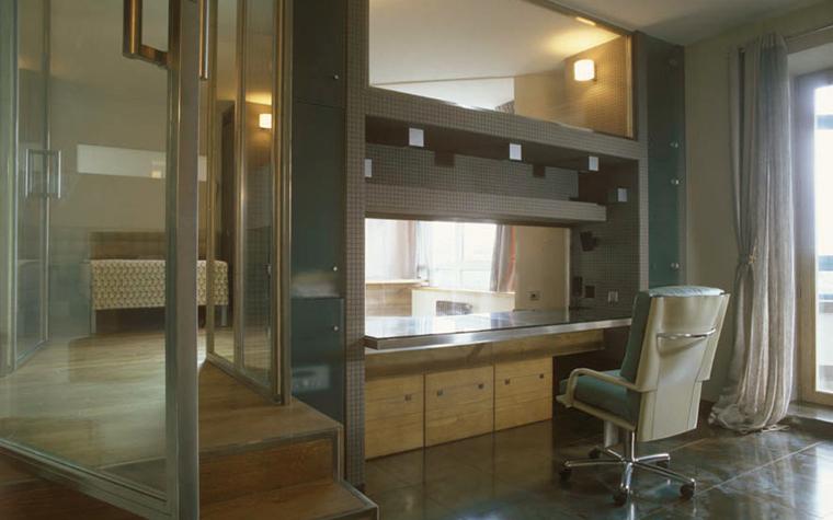 Квартира. кабинет из проекта , фото №4848
