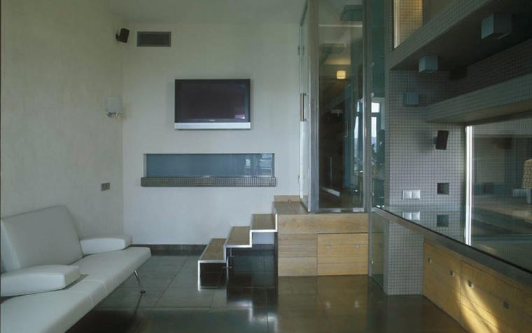 Квартира. кабинет из проекта , фото №4853