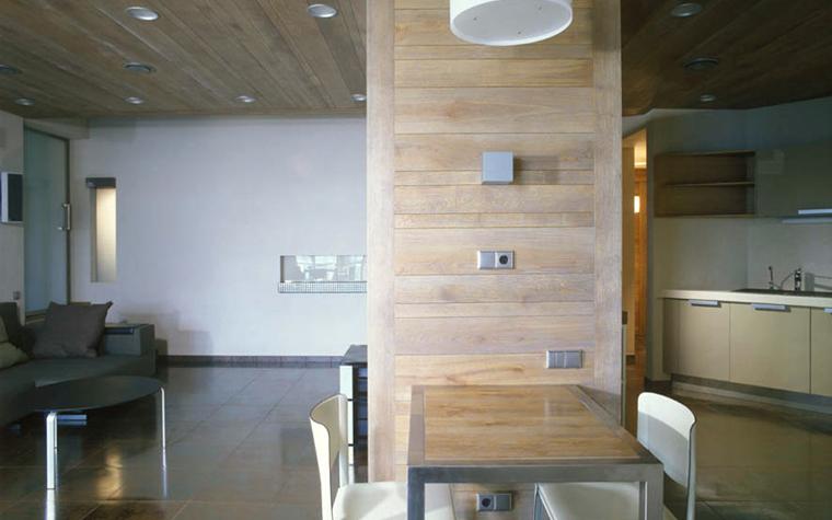 Квартира. кухня из проекта , фото №4847
