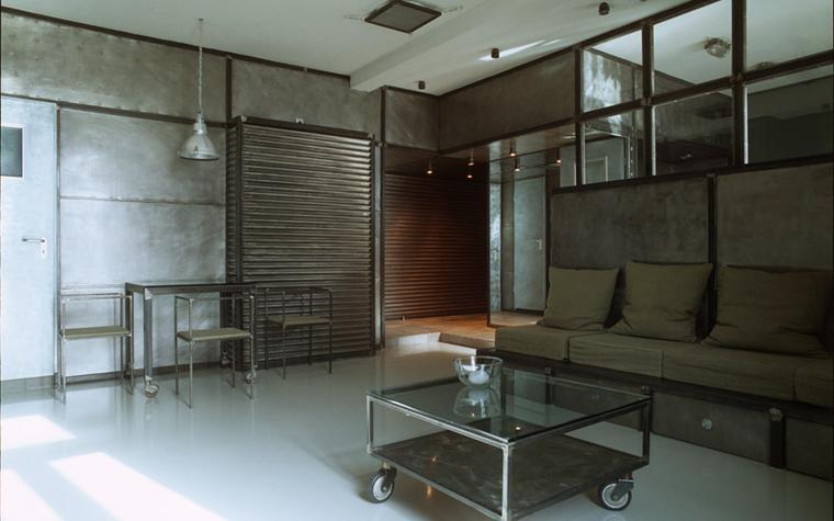 интерьер гостиной - фото № 4855
