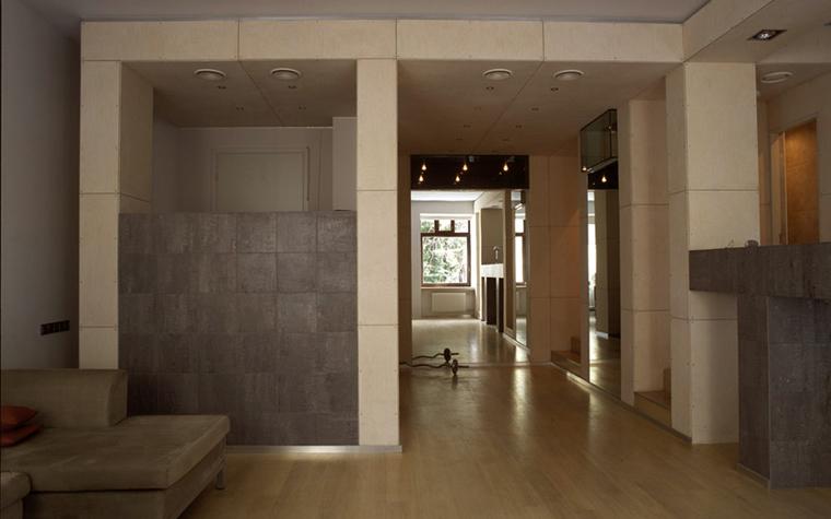 Квартира. холл из проекта , фото №4871