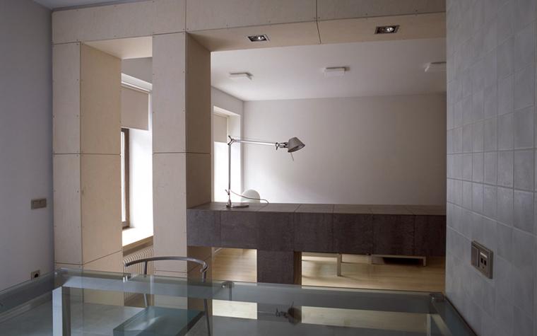 Квартира. столовая из проекта , фото №4870