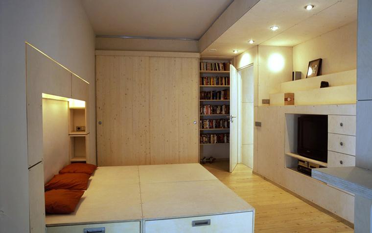 Фото № 4866 спальня  Квартира
