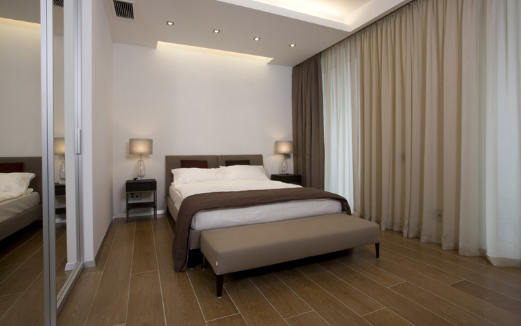 Фото № 5001 спальня  Квартира