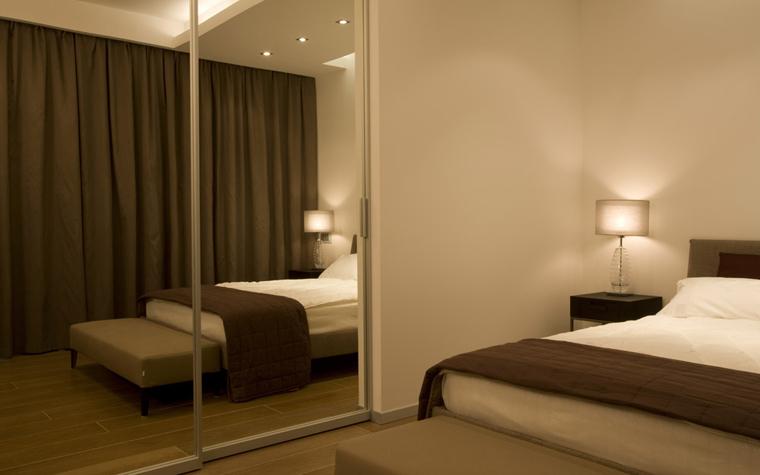 Фото № 5002 спальня  Квартира