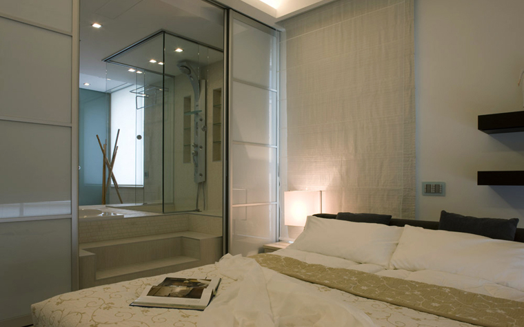 интерьер спальни - фото № 5004
