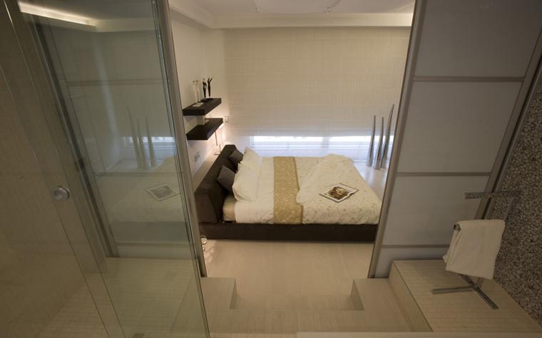 интерьер спальни - фото № 5007