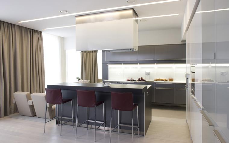 Фото № 5019 кухня  Квартира