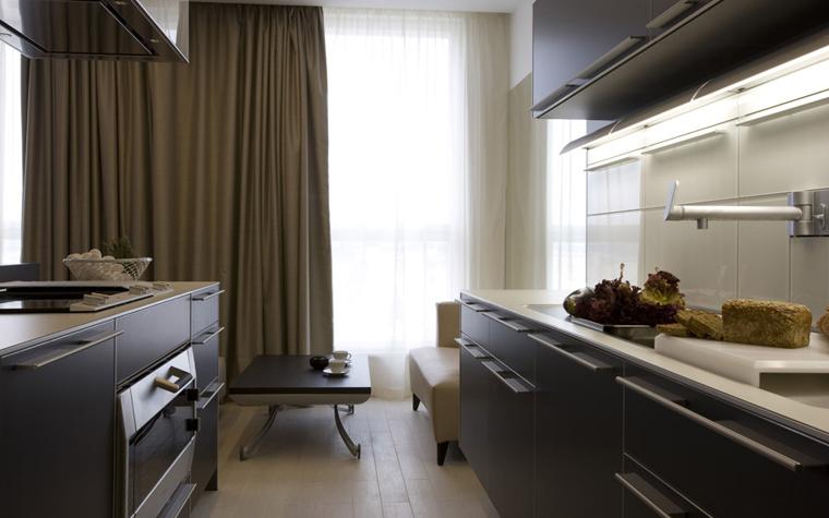 интерьер кухни - фото № 5021