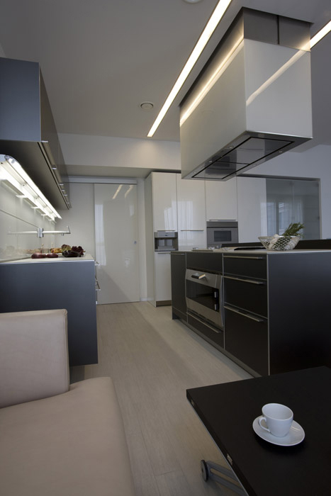 Фото № 5022 кухня  Квартира