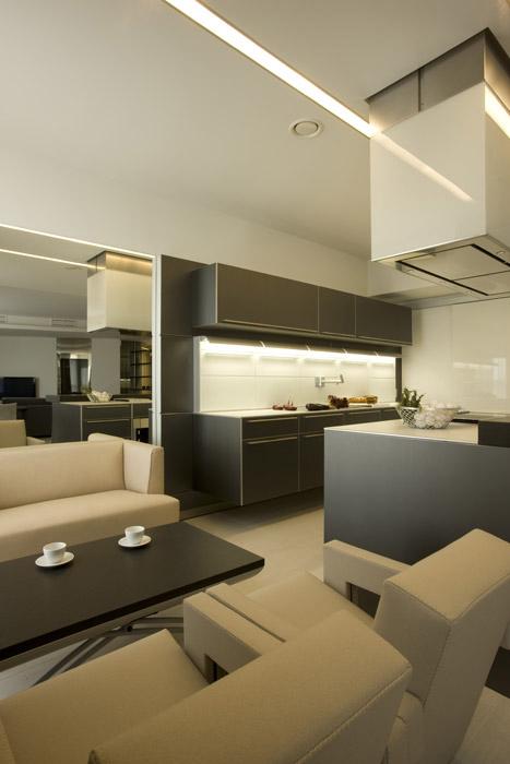 Фото № 5024 кухня  Квартира