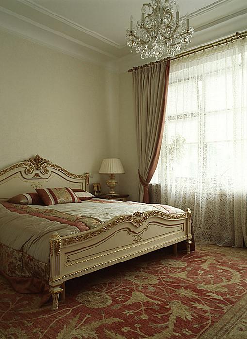 Квартира. спальня из проекта , фото №9703