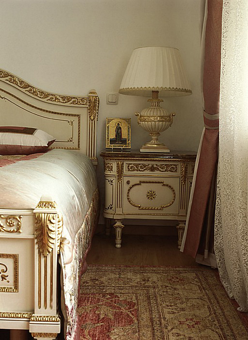 Квартира. спальня из проекта , фото №9705