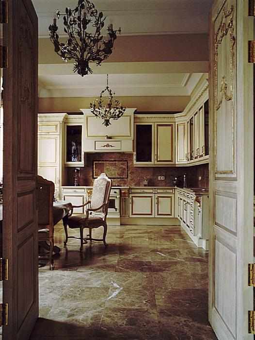Квартира. кухня из проекта , фото №9709