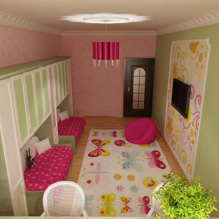 Фото № 5286 детская  Квартира