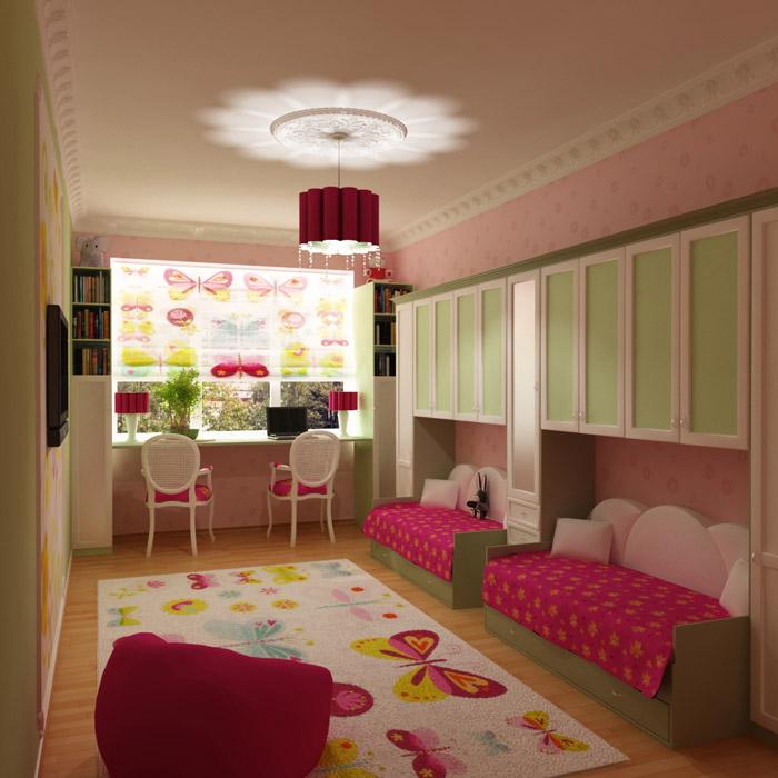 Фото № 5287 детская  Квартира