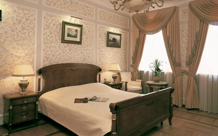 Фото № 3449 спальня  Квартира