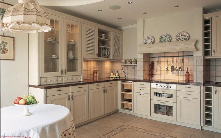 интерьер кухни - фото № 3450