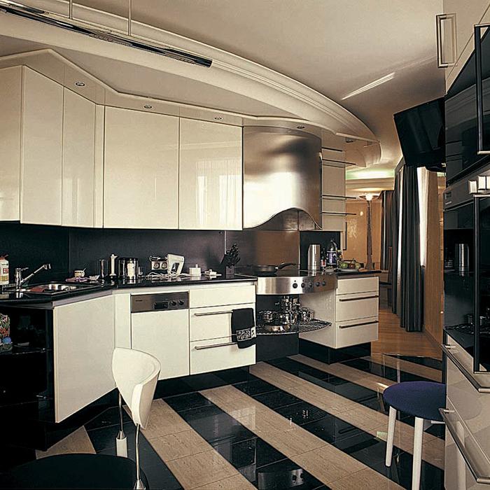 Фото № 3595 кухня  Квартира