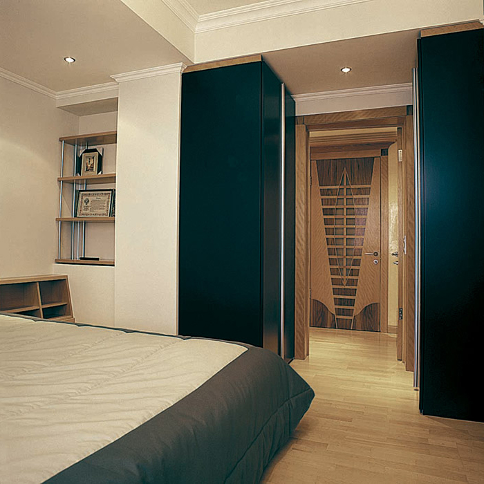 интерьер спальни - фото № 3604