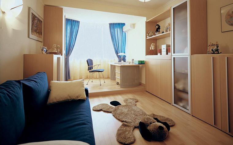 Фото № 3616 детская  Квартира