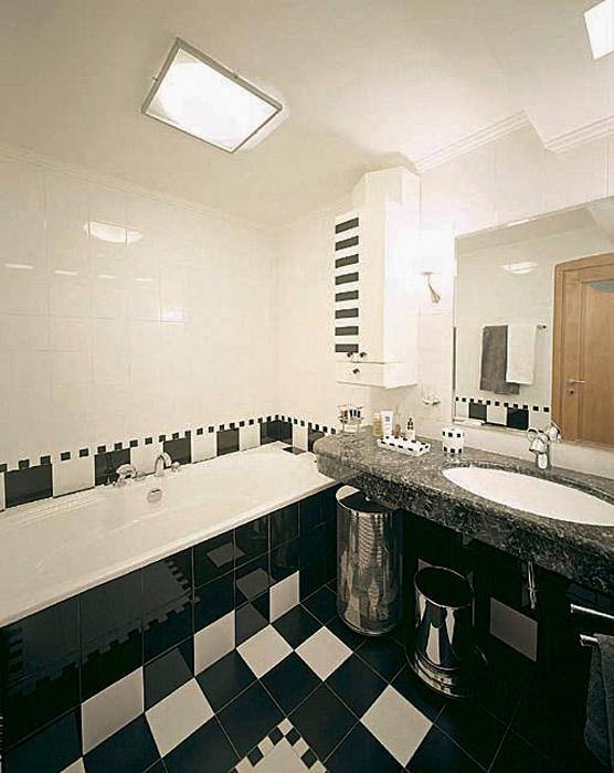 интерьер ванной - фото № 3621