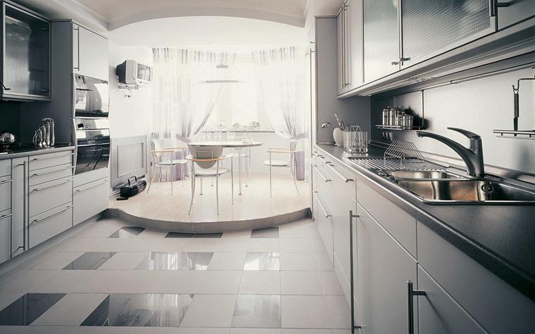 Фото № 3618 кухня  Квартира