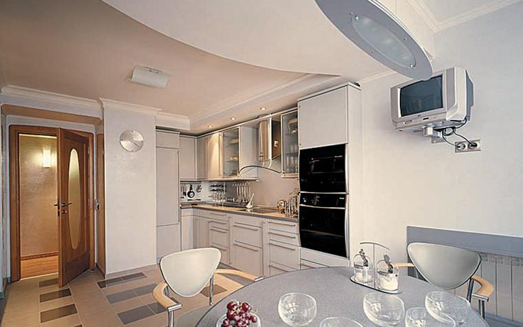 Фото № 3619 кухня  Квартира