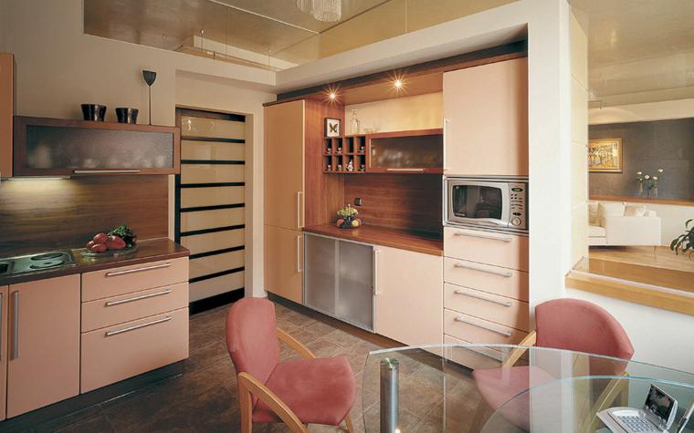 Фото № 3623 кухня  Квартира