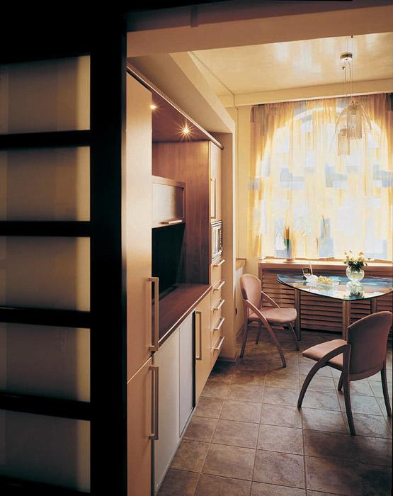Фото № 3625 кухня  Квартира