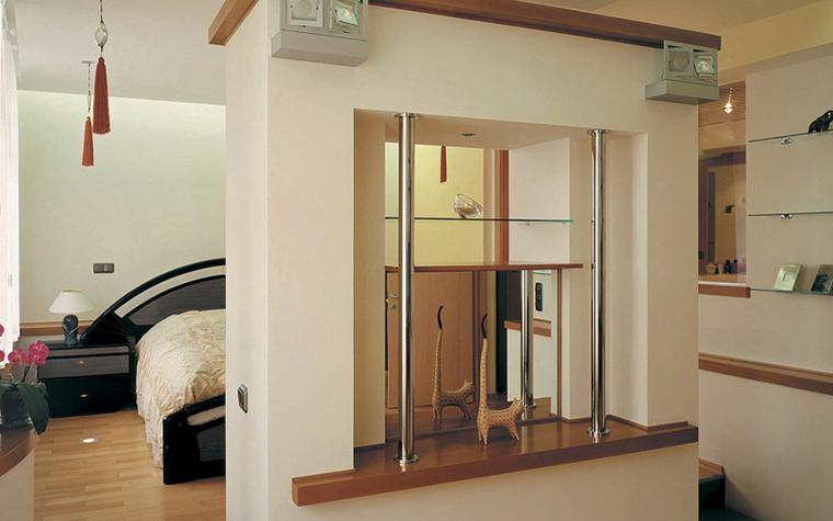 интерьер спальни - фото № 6116