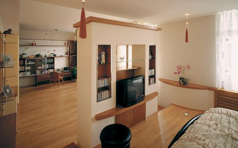 Фото № 3637 спальня  Квартира
