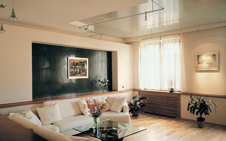 Фото № 3627 гостиная  Квартира