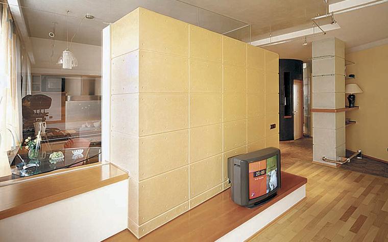 Фото № 3634 гостиная  Квартира