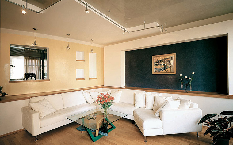 Фото № 3629 гостиная  Квартира