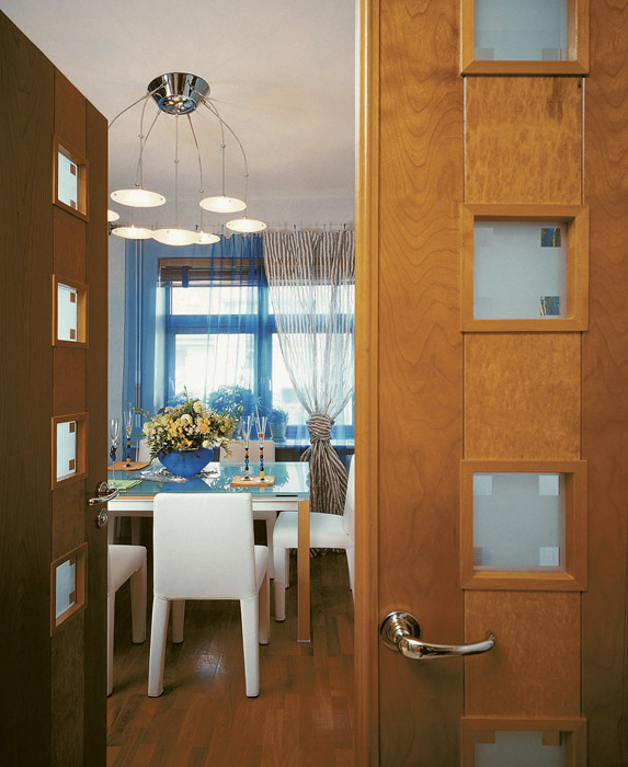 Квартира. кухня из проекта , фото №3765
