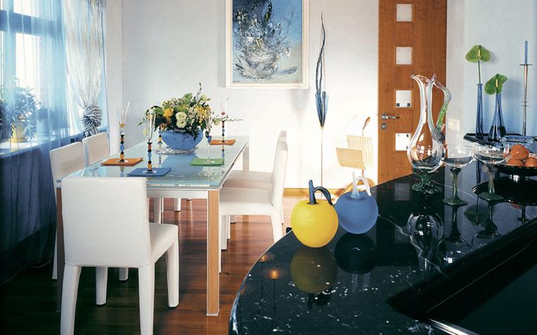 Квартира. кухня из проекта , фото №3766