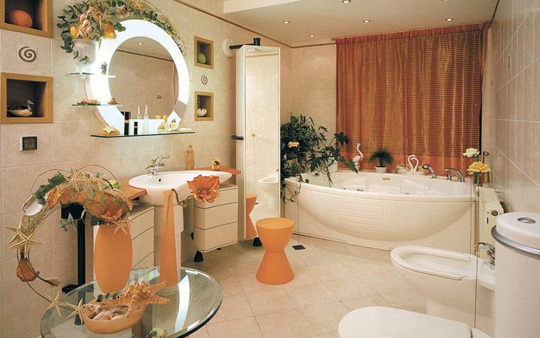 интерьер ванной - фото № 3769