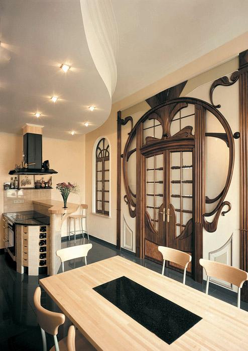 интерьер кухни - фото № 3673