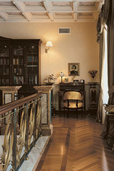 интерьер кабинета - фото № 3678