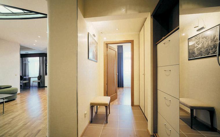 Квартира. холл из проекта , фото №6429