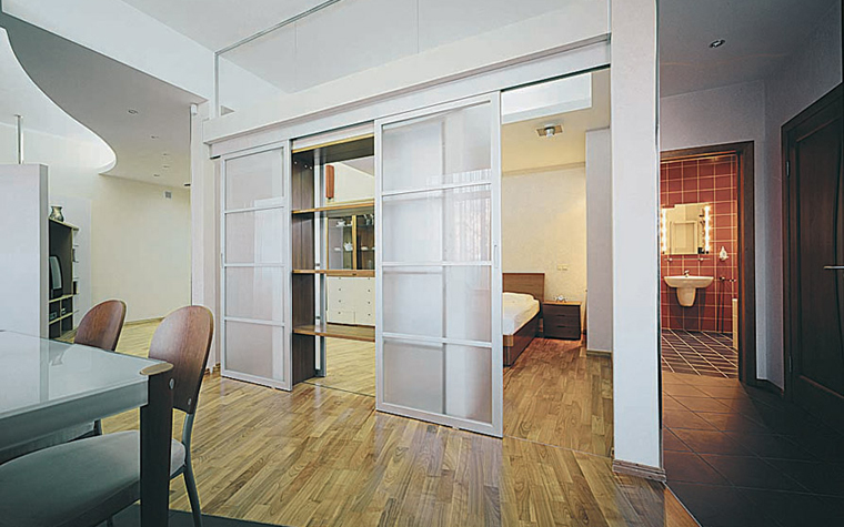 Квартира. холл из проекта , фото №3701