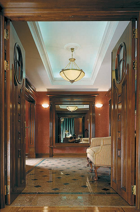 Квартира. холл из проекта , фото №3716