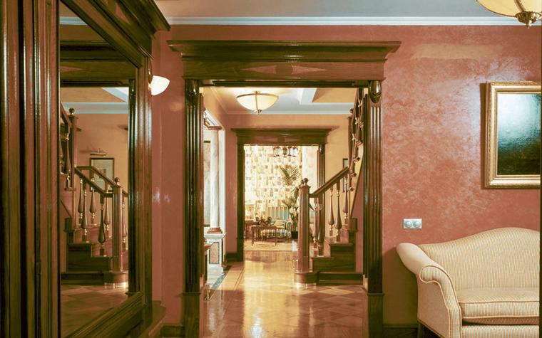 Квартира. холл из проекта , фото №3717