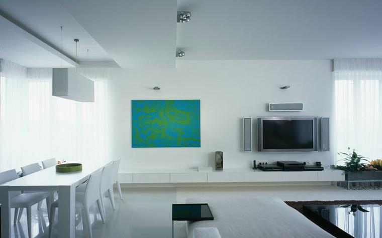 Квартира. гостиная из проекта , фото №5844