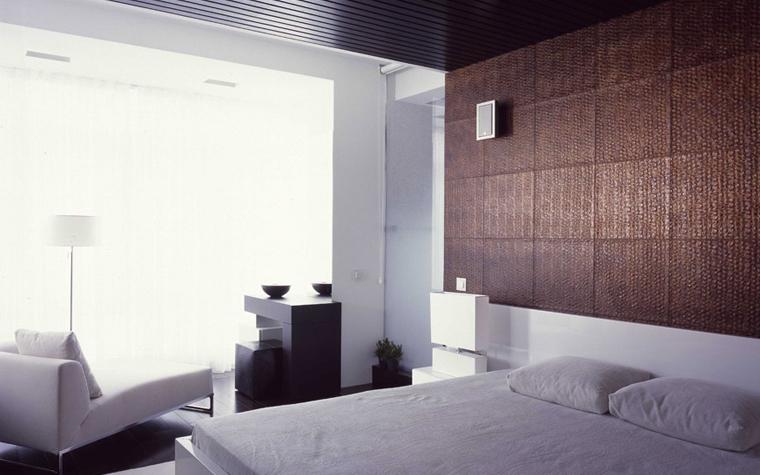 Квартира. спальня из проекта , фото №5848