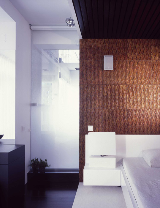 Квартира. спальня из проекта , фото №5849