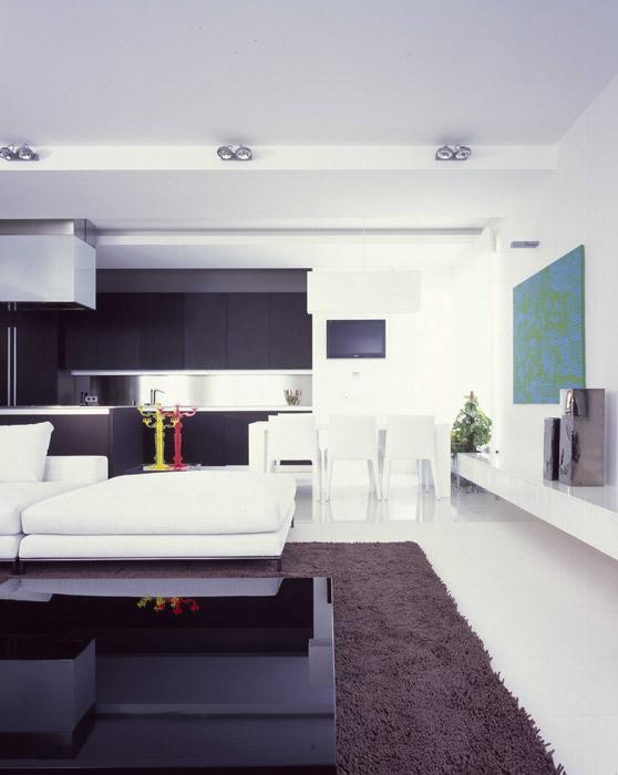Квартира. гостиная из проекта , фото №5845