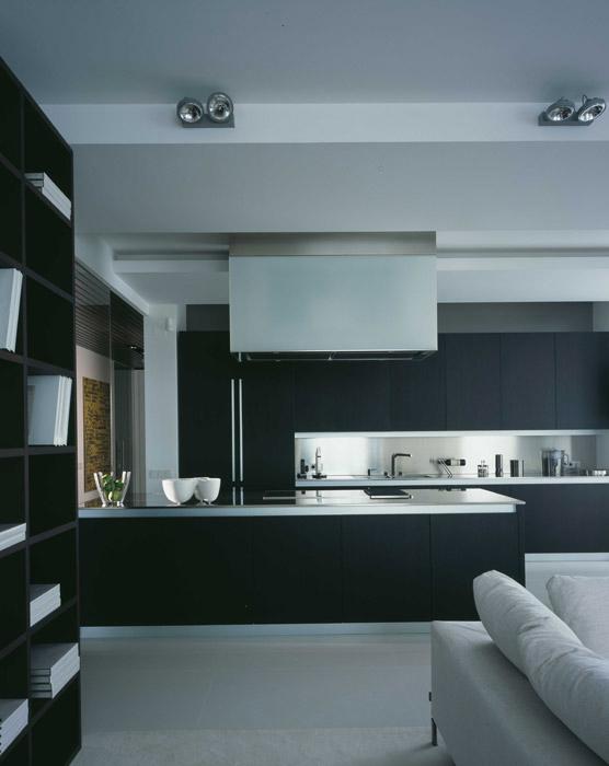 Квартира. кухня из проекта , фото №5851